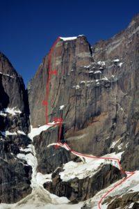 Vortrag: Kletterexpedition zum «Apostelens Tommelfinger» in Grönland @ Mehrzweckgebäude, kleiner Saal